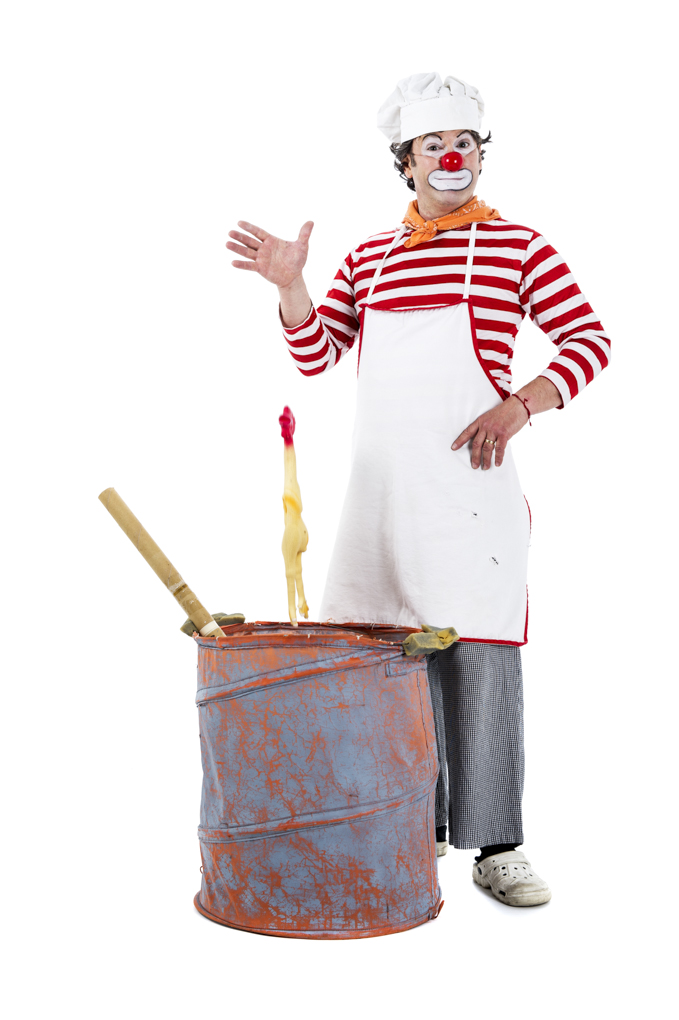 Clown Chef